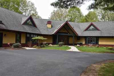 Petoskey MI Single Family Home New: $749,000
