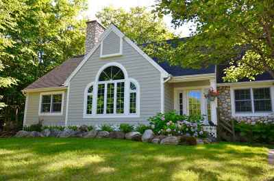 Charlevoix Single Family Home For Sale: 12458 Country Club Drive