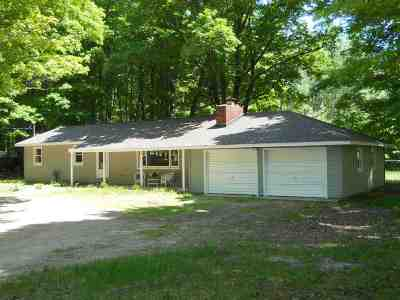 Alanson Single Family Home For Sale: 6535 Honeysette Road