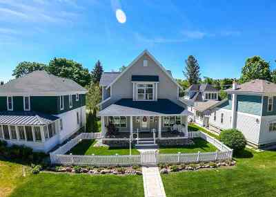 Harbor Springs Single Family Home For Sale: 287 Fourth Street