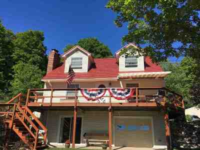 Single Family Home For Sale: 04110 Padgett Road