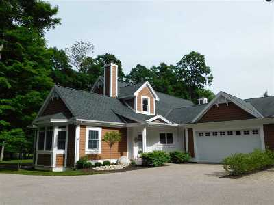 Harbor Springs Single Family Home For Sale: 838 Fairways