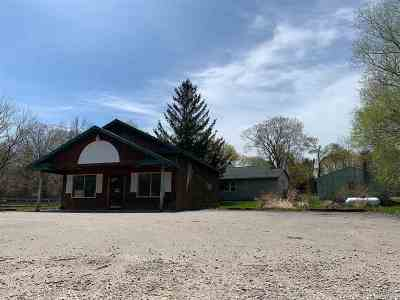 Charlevoix County Commercial For Sale: 03619 N M-66