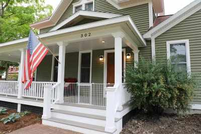 Charlevoix Single Family Home For Sale: 302 W Hurlbut Street