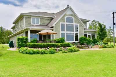 Single Family Home New: 2594 W Burt Lake Road