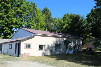Alanson Single Family Home For Sale: 7164 S Us-31 Highway