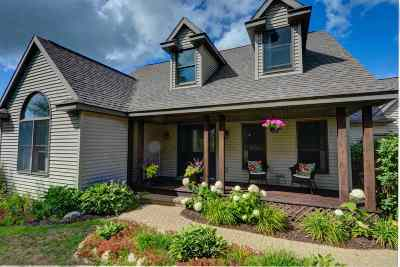 Petoskey Single Family Home For Sale: 274 Skyline Road