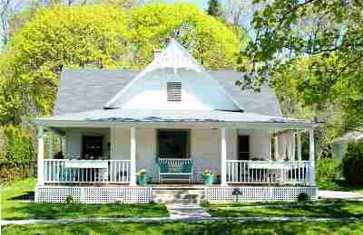 Harbor Springs Single Family Home New: 467 E Main Street