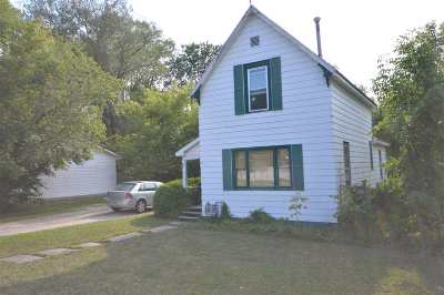 Boyne City Single Family Home For Sale: 419 N East Street