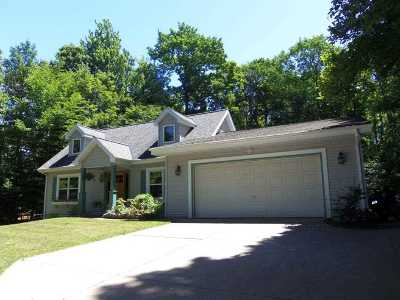 Single Family Home For Sale: 12580 Pa Be Shan Lane