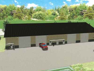 Petoskey Commercial For Sale: 2157 Howard Road