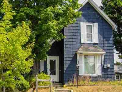 Petoskey Single Family Home New: 517 Liberty St.