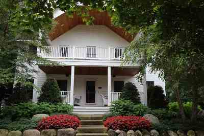 Harbor Springs Single Family Home For Sale: 561 & 581 Second Street