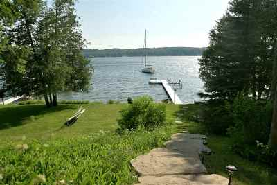Single Family Home For Sale: 1823 Shore Rd.