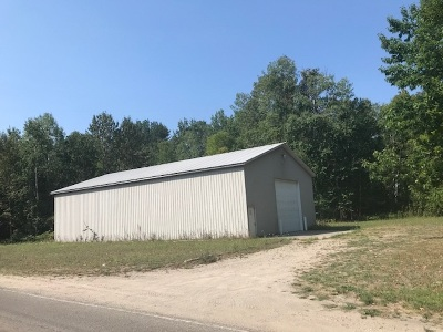 Charlevoix County Commercial For Sale: 06245 Ferry Avenue