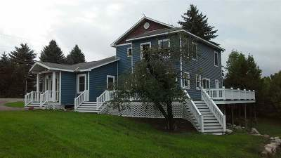 Charlevoix Single Family Home For Sale: 09227 Burgess