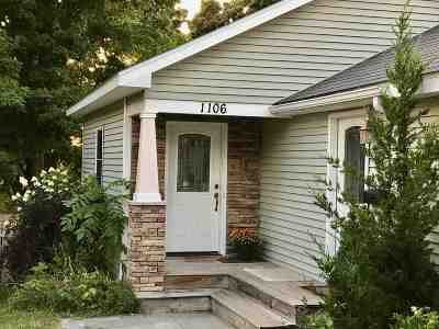 Single Family Home For Sale: 1106 Petoskey Street