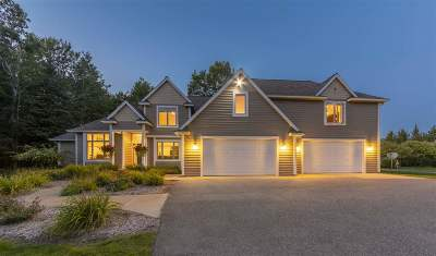 Charlevoix Single Family Home For Sale: 05335 Castle Shores Drive
