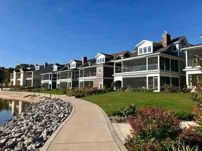 Boyne City Single Family Home For Sale: Sommerset Pointe #Unit #46