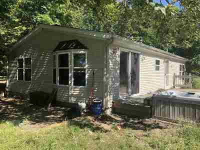 Boyne City Single Family Home New: 637 N East Street