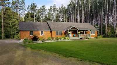 Charlevoix Single Family Home For Sale: 5455 Maple Grove Road