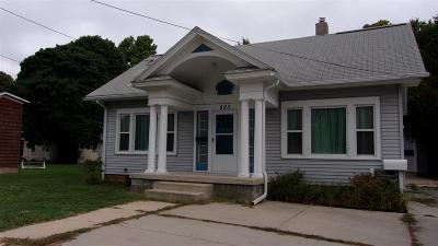 Charlevoix Single Family Home New: 503 Petoskey