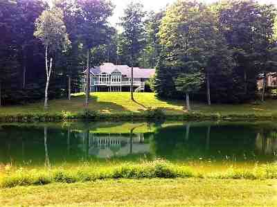 Harbor Springs Single Family Home For Sale: 3435 Oak Ridge Trail #Lot #GP-