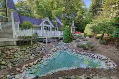 Harbor Springs Single Family Home For Sale: 6560 Lower Shore Drive
