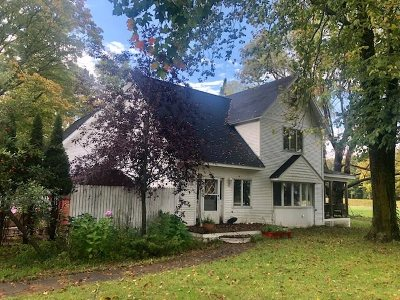 Petoskey Single Family Home For Sale: 480 S Blanchard Road