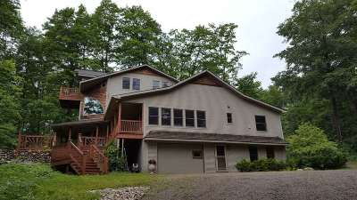 Charlevoix MI Single Family Home For Sale: $359,900