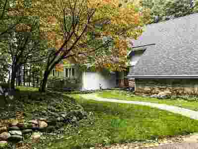 Harbor Springs Single Family Home For Sale: 1021 Birchcrest Ct.