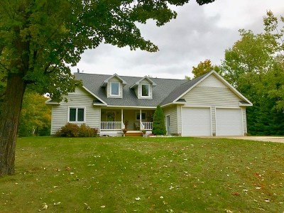 Charlevoix Single Family Home For Sale: 04250 Lake Shore Drive