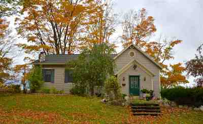 Petoskey Single Family Home For Sale: 717 Greg Road