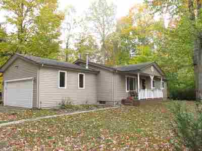 Harbor Springs Single Family Home For Sale: 552 Linden Street