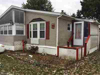 Boyne City Single Family Home For Sale: 526 N Lake Street #Lot 16