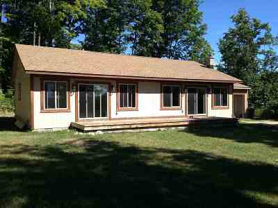 Boyne City Single Family Home For Sale: 00201 S M-75 Highway