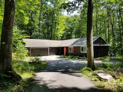 Harbor Springs Single Family Home For Sale: 1566 Candlewood Court