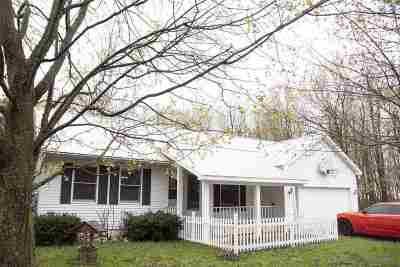 Petoskey MI Single Family Home For Sale: $250,000