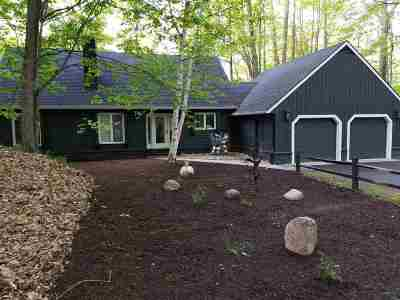 Harbor Springs Single Family Home For Sale: 340 Birchwood Terrace