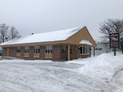 Petoskey Commercial For Sale: 314 W Mitchell Street
