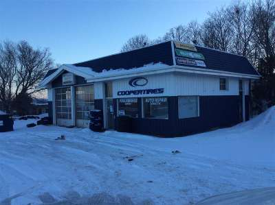 Petoskey Commercial For Sale: 575 W Mitchell Street