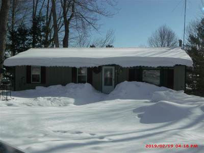 Alanson Single Family Home For Sale: 7075 Maple