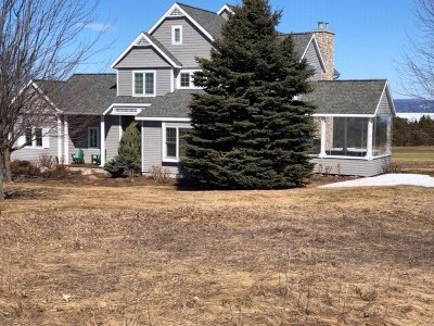 Petoskey Single Family Home For Sale: 155 Crooked Tree Dr. #-Lot 20