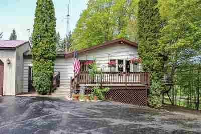 Harbor Springs Single Family Home For Sale: 7361 S State Road