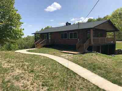 Boyne City Single Family Home For Sale: 1332 Old State Rd