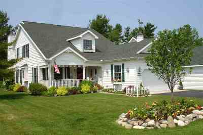 Charlevoix Single Family Home For Sale: 09541 Cottage Pointe Drive