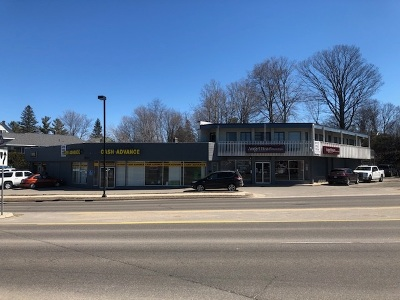 Petoskey Commercial For Sale: 501 W Mitchell Street