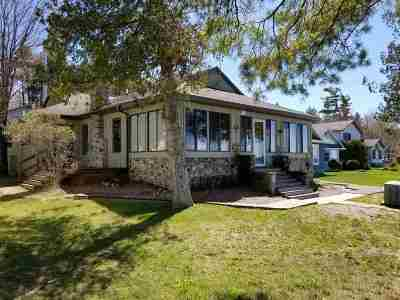 Single Family Home For Sale: 512 Lakeside Drive