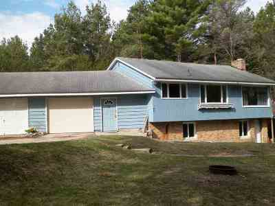 Petoskey Single Family Home For Sale: 1801 Shaw Road