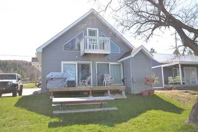 Single Family Home For Sale: 02492 M-66